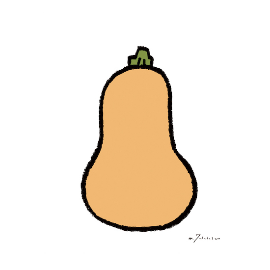 バターナッツかぼちゃ小